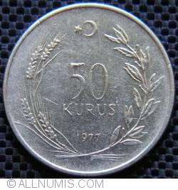 Image #1 of 50 Kurus 1977