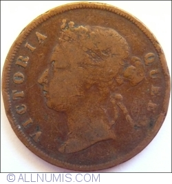 Image #2 of 1 Cent 1887