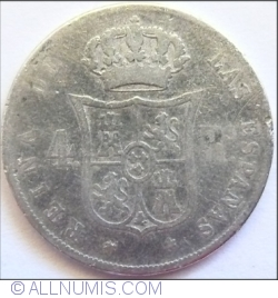 Image #1 of 4 Reales 1852