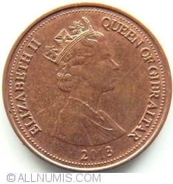Image #2 of 1 Penny 2013