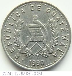 Image #2 of 10 Centavos 1990
