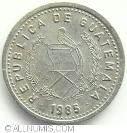 Image #2 of 5 Centavos 1985