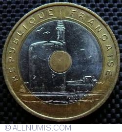 20 Francs 1993 - Mediterranean Games