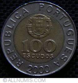 Imaginea #1 a 100 Escudos 2000