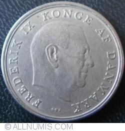 5 Kroner 1962