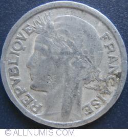 Image #2 of 2 Francs 1945 C