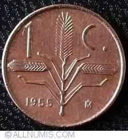Image #1 of 1 Centavo 1955