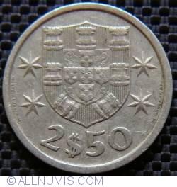 Imaginea #1 a 2,5 Escudos 1971
