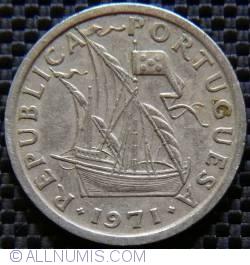 Imaginea #2 a 2,5 Escudos 1971