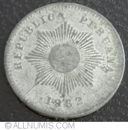 Image #2 of 1 Centavo 1962