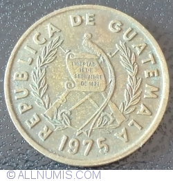 Imaginea #2 a 1 Centavo 1975