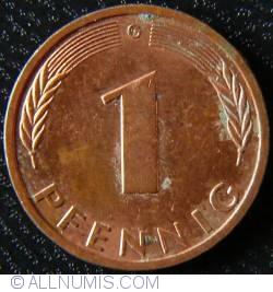 Image #1 of 1 Pfennig 1996 G