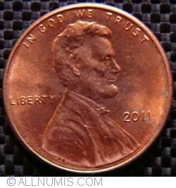 Image #2 of 1 Cent 2011