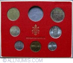 elf Vatican City 50 Lire 1968 FAO Pope Paul VI  Our Lady of the Harvest
