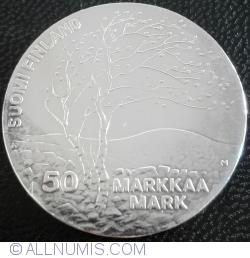 Image #1 of 50 Markkaa 1983 - World Athletics Championships