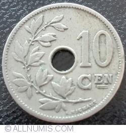 10 Centimes 1906 (België)