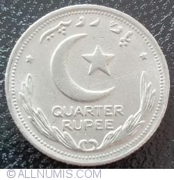 Image #1 of 1/4 Rupie 1949