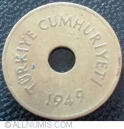 Image #2 of 2-1/2 Kurus 1949