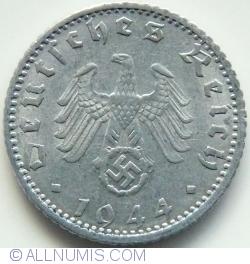 50 Reichspfennig 1944 F