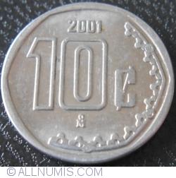 Image #1 of 10 Centavos 2001