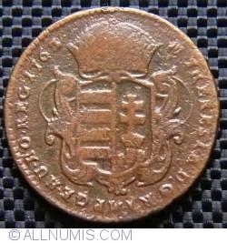 Imaginea #2 a 1 Dinar 1763