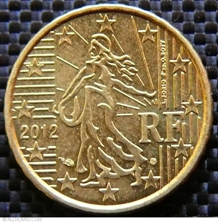 10 Euro MГјnze 2012