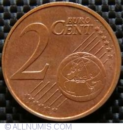 Image #1 of 2 Euro Cent 2011