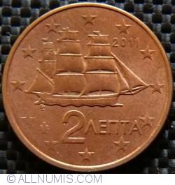 2 Euro Cent 2011