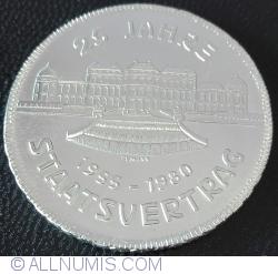 Image #2 of 500 Schilling 1980 - Staatsvertrag
