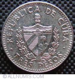 Imaginea #1 a 3 Pesos 1995