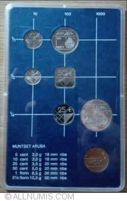 Image #1 of Mint Set MS1 - 1986 (KM# 1-6)