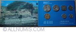Image #2 of Mint Set MS2 - 1987 (KM# 1-6)