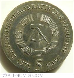 Image #1 of 5 Mark 1971 - Johannes Kepler