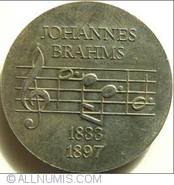 Image #2 of 5 Mark 1972 - Johannes Brahms
