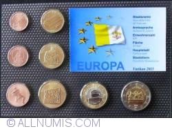 Image #2 of Vatikan 2013 - Xeros coin set