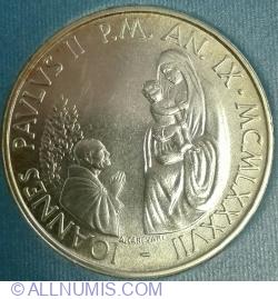 Image #2 of 1000 Lire 1987 (IX)