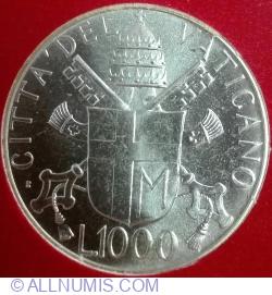 Image #1 of 1000 Lire 1988 (X)