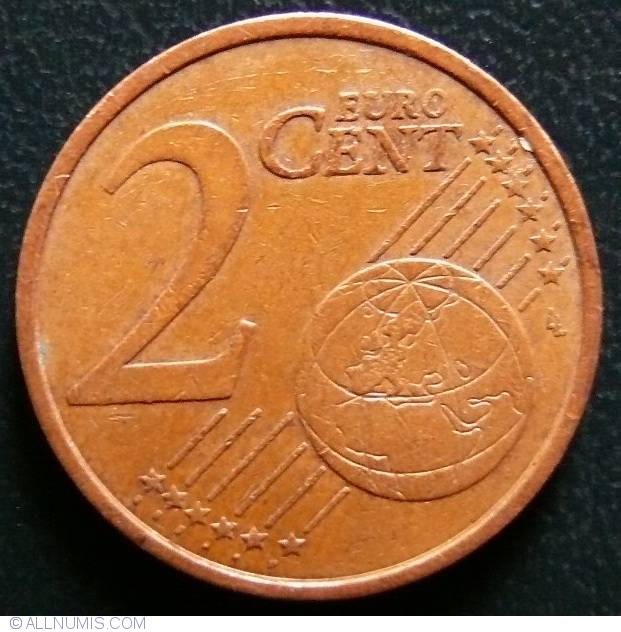 2 euro cent 2002 f euro 2002 prezent grecia moned. Black Bedroom Furniture Sets. Home Design Ideas