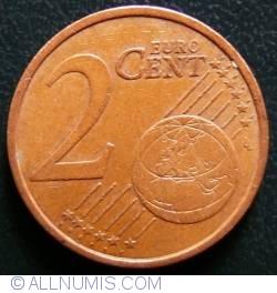 2 Euro Cent 2002 F