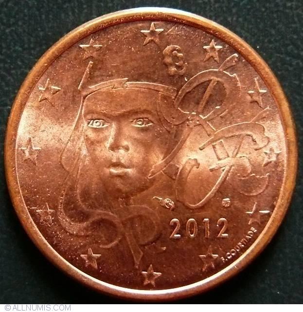 5 Euro Cent 2012