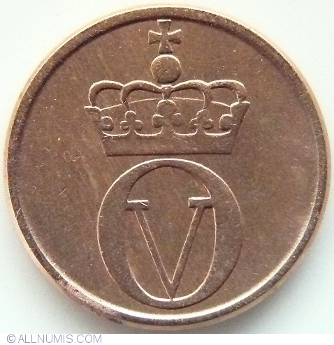 3 Available High Grade! 1 Coin Only 1963 Norway 50 Ore