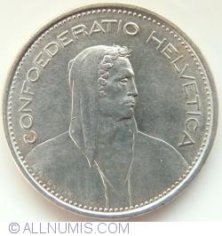 Image #2 of 5 Francs 1966