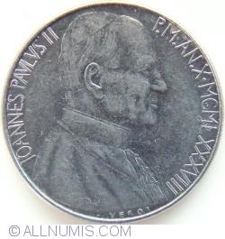 Image #2 of 50 Lire 1988 (X)