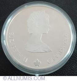 Image #2 of 20 Dollars 1986 - Biathlon