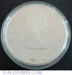Image #2 of 20 Dollars 1986 - Hockey