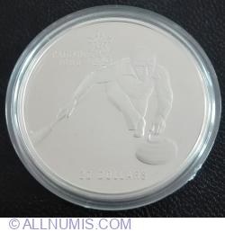 Image #1 of 20 Dollars 1987 - Curling