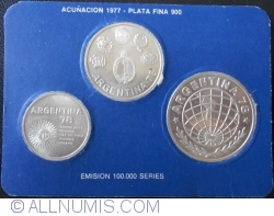Imaginea #2 a World Soccer Cup - Argentina 1978 - Set 1977