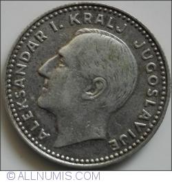 Image #2 of 10 Dinara 1931 - Paris Mint