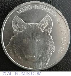 Imaginea #2 a 5 Euro 2019 - Iberian wolf