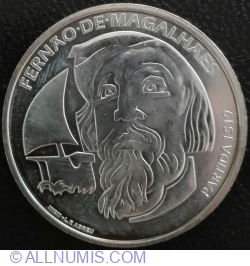 Imaginea #2 a 7.5 Euro 2019 - 500th anniversary of Magellan circun-navigation